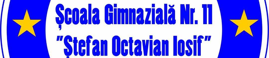 Logo for Școala 11 Brașov